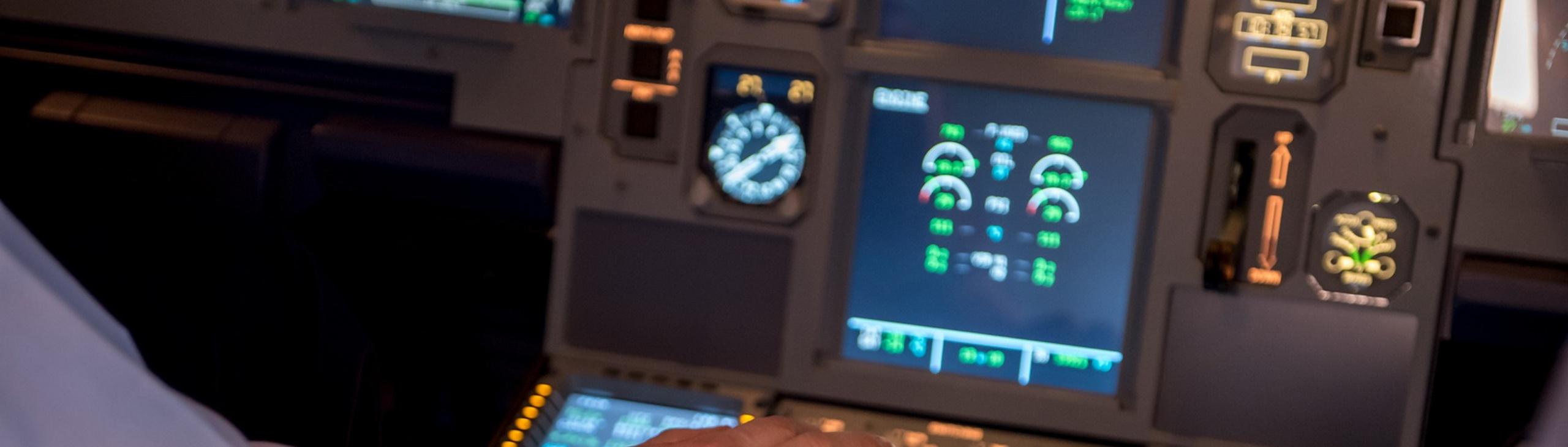 SAMO:Werke Cockpit