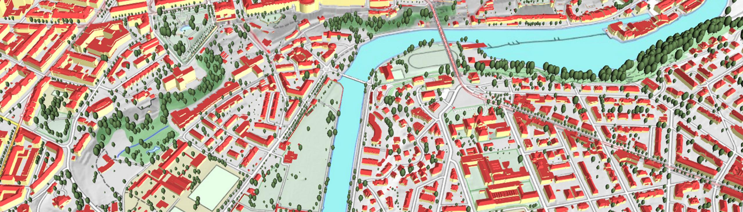 Die Schweiz in 3D